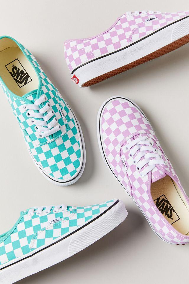 Vans Authentic Checkerboard Sneaker