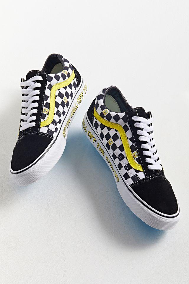 Vans X SpongeBob SquarePants Old Skool Sneaker