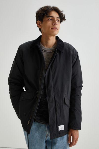 알파 인더스트리 덱 자켓 Alpha Industries Deck Jacket,Black