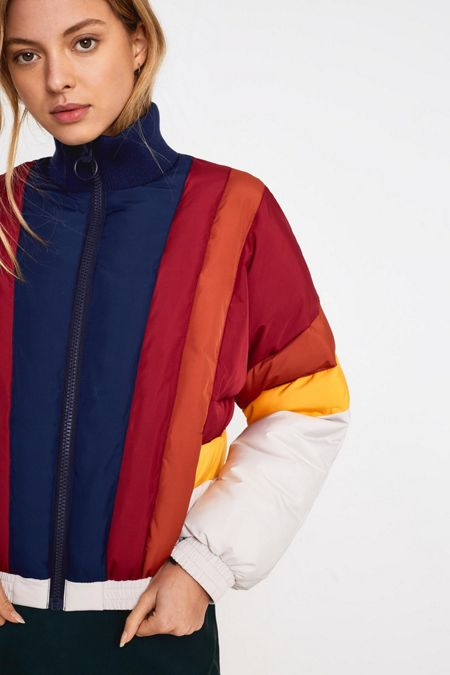 045026a176f1 UO Colorblock Puffer Jacket