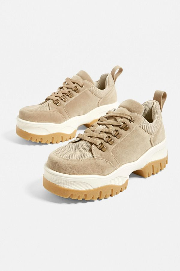 43eec3e2f UO Tag Chunky Sole Sneaker   Urban Outfitters