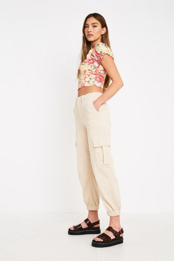 d63b76c8b44 BDG Cropped Cargo Pant   Urban Outfitters