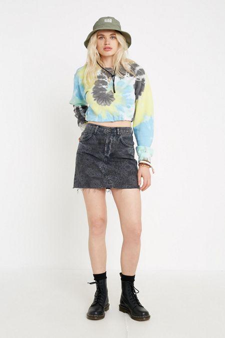 95e8d6114 Denim Skirts for Women: Boho, Vintage, Grunge + More | Urban Outfitters