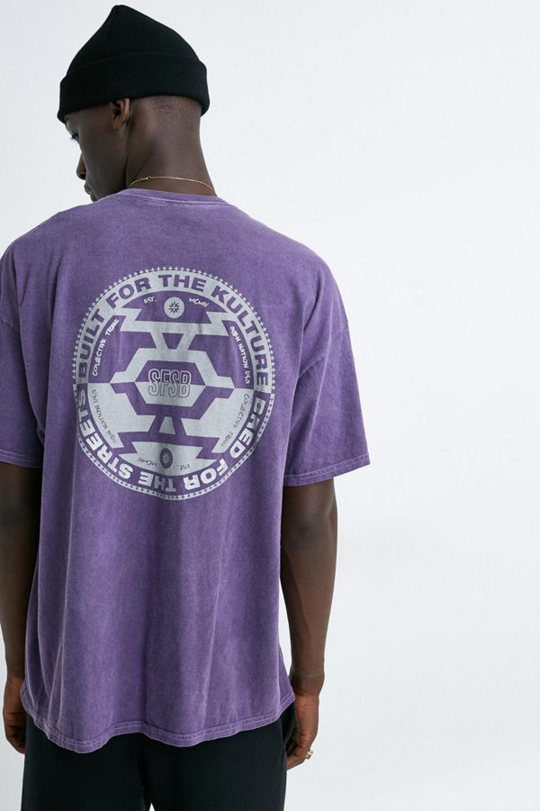uo-systems-reflective-tee by urban-outfitters