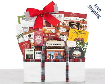 Gourmet Choice Gift Basket FREE SHIPPING