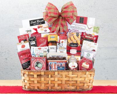 Grand Gourmet Gift Basket FREE SHIPPING