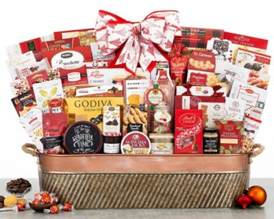 The Main Event Gourmet Gift Basket FREE SHIPPING Discounted