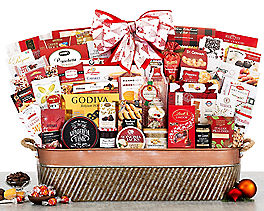 Suggestion - The Main Event Gourmet Gift Basket