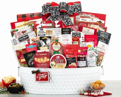 The Celebrator Gourmet Gift Basket