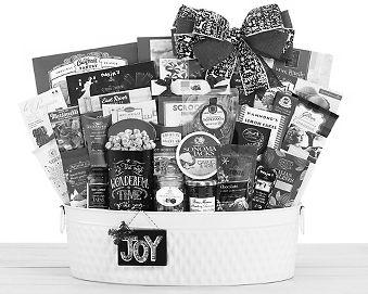 The Celebrator Gourmet Gift Basket