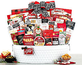 Suggestion - The Celebrator Gourmet Gift Basket
