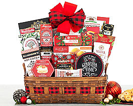 Suggestion - 'Tis the Season Holiday Gift Basket