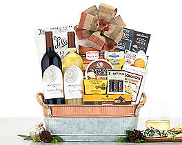Suggestion - Beringer Founders' Estate Duet Wine Basket