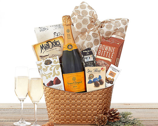 Veuve Clicquot Champagne - FREE STANDARD SHIPPING - Item No: 2006
