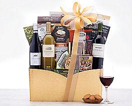 Suggestion - California Trio Wine Gift Basket