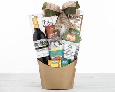 Rock Falls Vineyards Cabernet Wine Gift Basket FREE SHIPPING