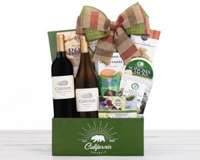 Eastpoint Cellars Duet Wine Basket FREE SHIPPING