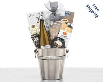 Talaria Vineyards Red Hills Lake County Cabernet Gift Basket Free Shipping
