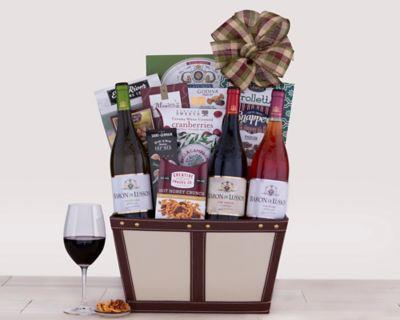 Baron de Lusson French Wine Trio FREE SHIPPING Discounted