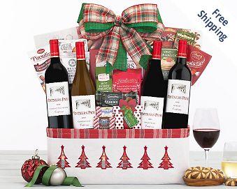 Kiarna Vineyards Quartet Gift Basket
