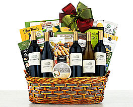 Suggestion - Cliffside Vineyards Tasting Room Wine Basket