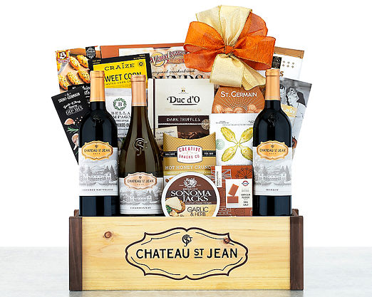 California Winery Gift Collection - FREE STANDARD SHIPPING - Item No: 2027