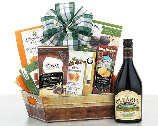 Maloney's Irish Country Cream and Chocolate - FREE STANDARD SHIPPING - Item No: 2047