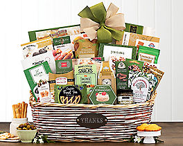 Suggestion - Many Thanks Gift Basket