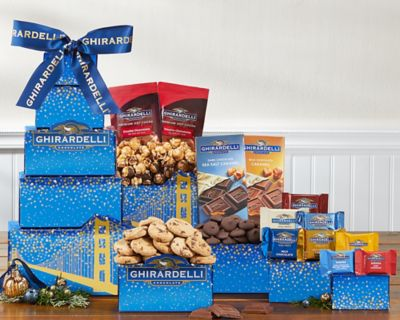 Deluxe Ghirardelli Tower FREE SHIPPING