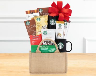 Starbucks Coffee and Teavana Tea Collection FREE SHIPPING
