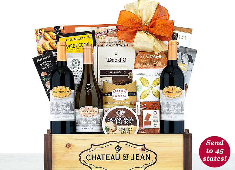 California Winery Gift Collection