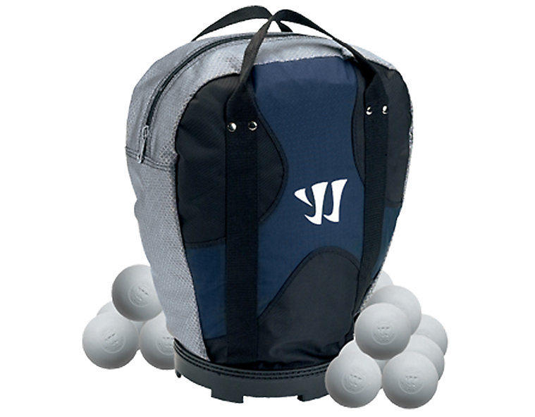 ROCK SAC BALL PACK, White image number 0
