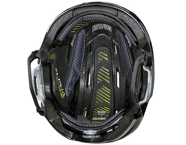 Alpha One Helmet, Black image number 2