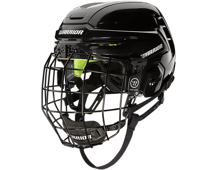 Alpha One Youth Combo, Black image number 0