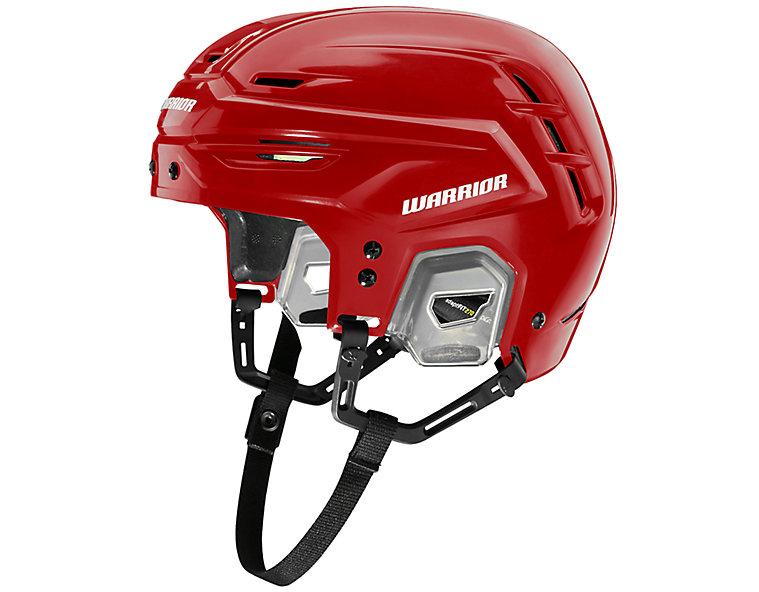 Alpha One Pro Helmet, Red image number 0