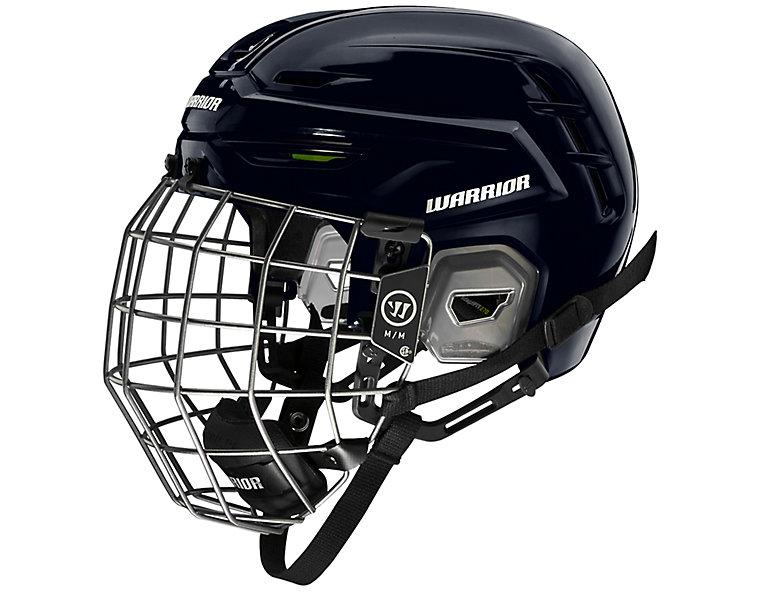 Alpha One Pro Helmet Combo, Navy image number 0