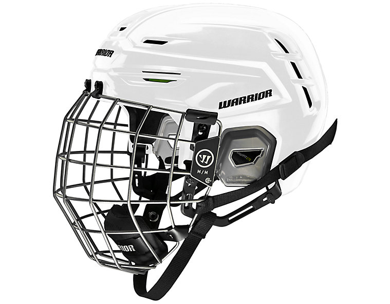 Alpha One Pro Helmet Combo, White image number 0