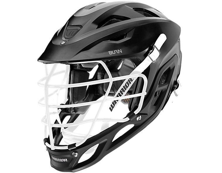 Burn Helmet - Retail, Black image number 0
