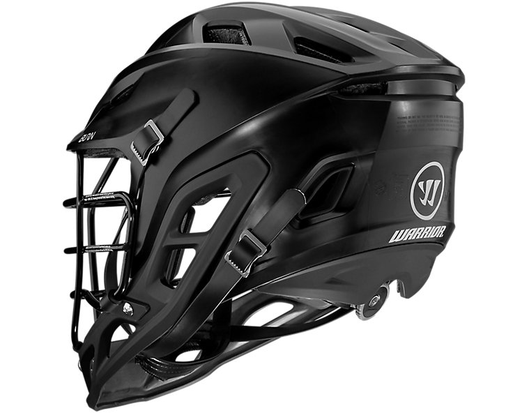 Burn Helmet - Retail, Black image number 3