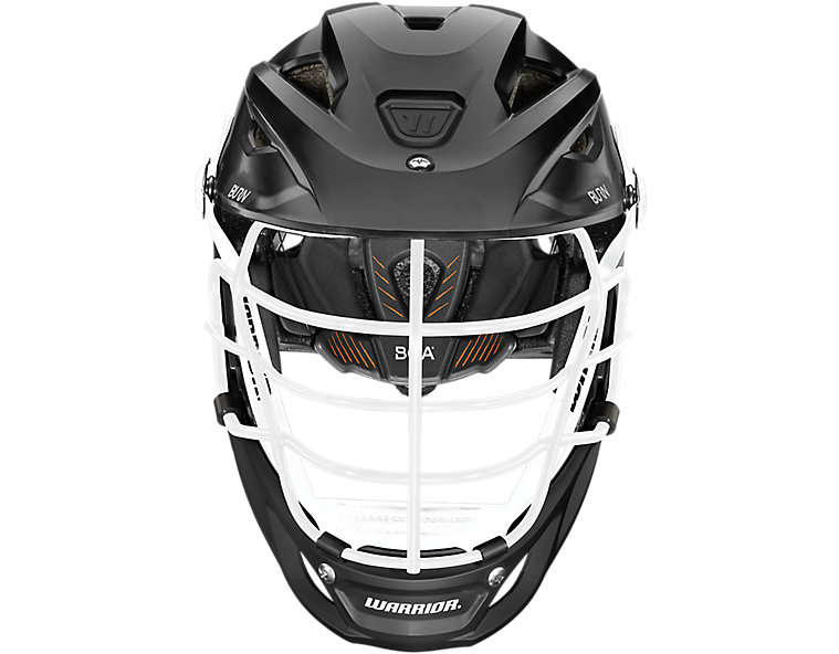 Burn Helmet - Retail, Black image number 1