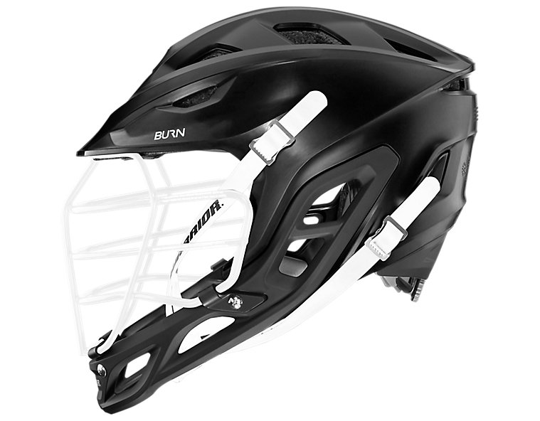 Burn Helmet - Retail, Black image number 5
