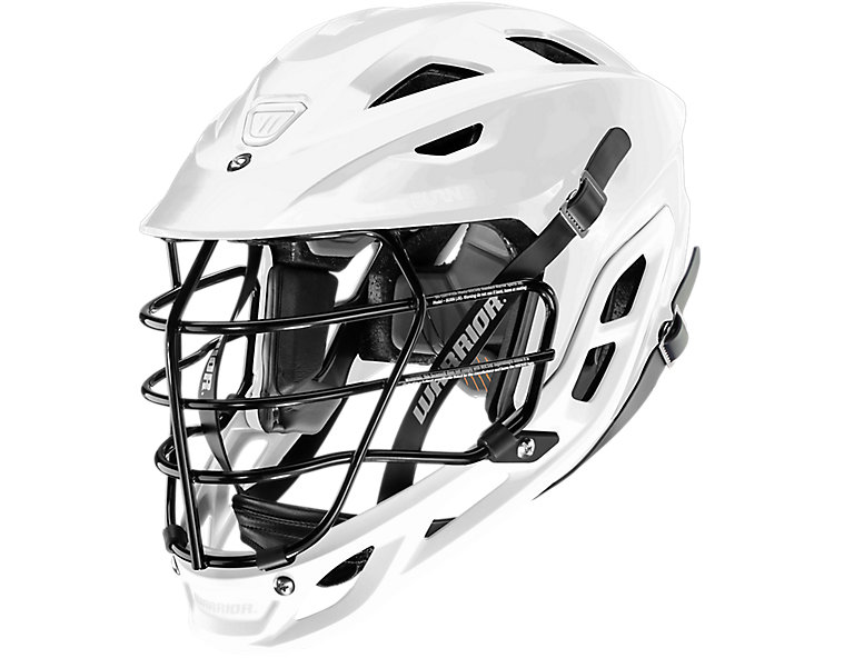 Burn Helmet - Retail, White image number 0