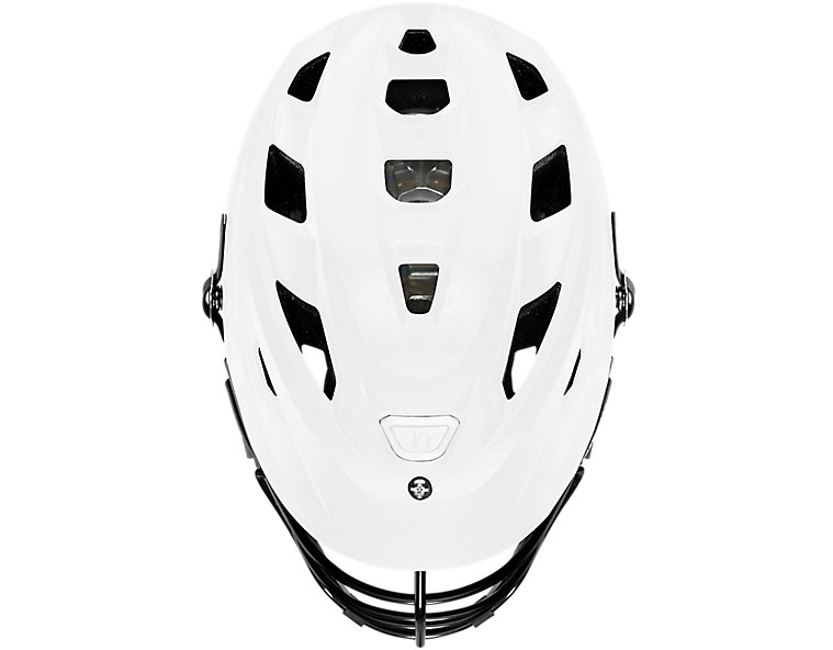 Burn Helmet - Retail, White image number 4