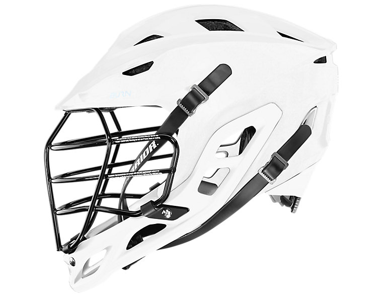 Burn Helmet - Retail, White image number 5