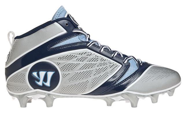 Burn Speed 6.0 Mid Cleat - Platinum Edition