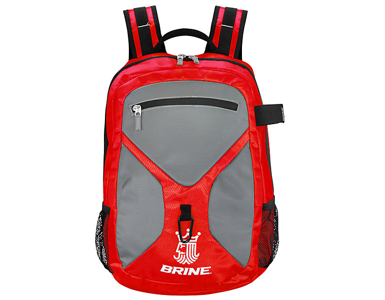 Stock Backpack, Red image number 0