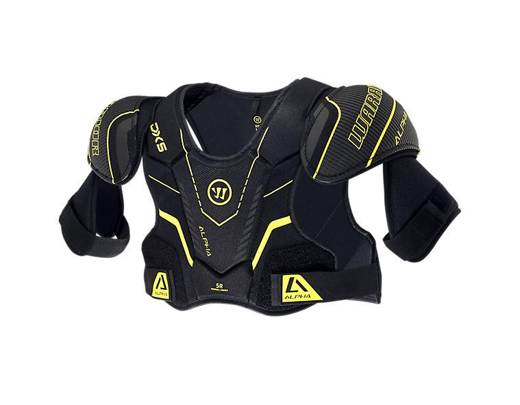 DX5 Shoulder Pad, Black image number 2