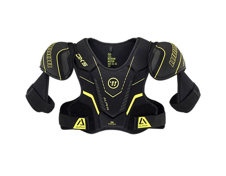 DX5 Shoulder Pad, Black image number 0