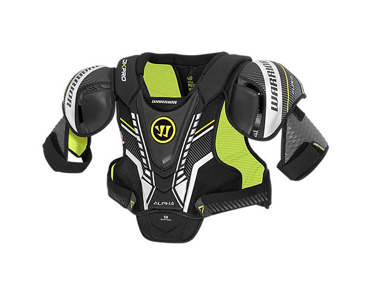 DX Pro Shoulder Pad, Black image number 2