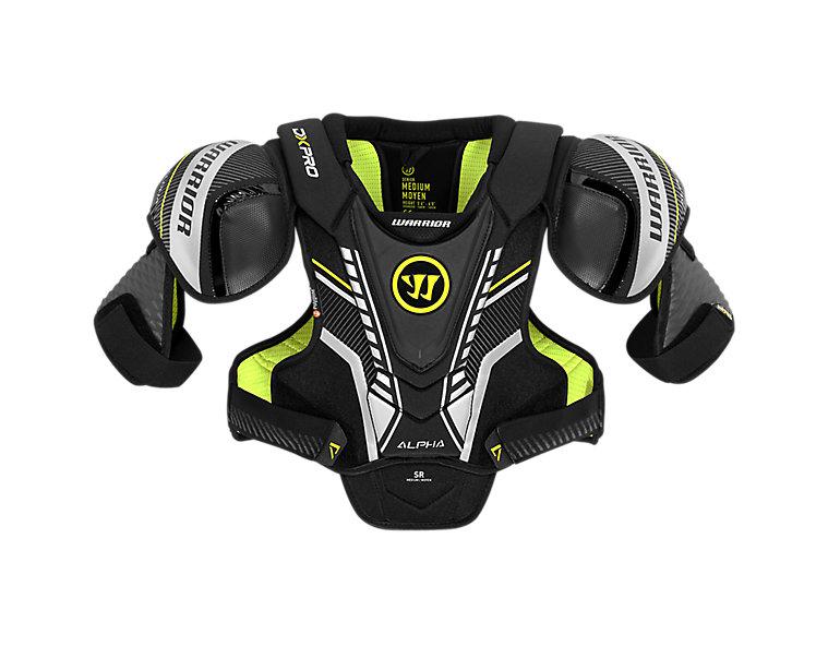 DX Pro Shoulder Pad, Black image number 0